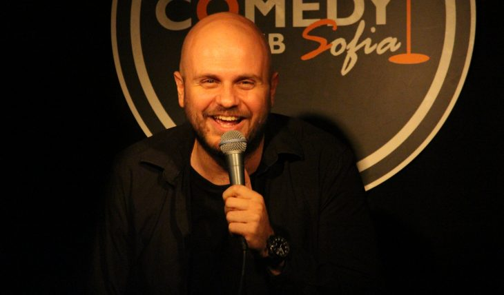 stand up comedy Ivan Kirkov Sofia