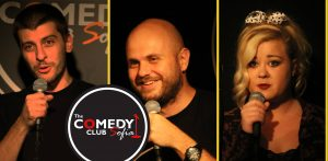 стендъп комедия българия комеди клуб софия иван кирков комеди клуб студентски град програма