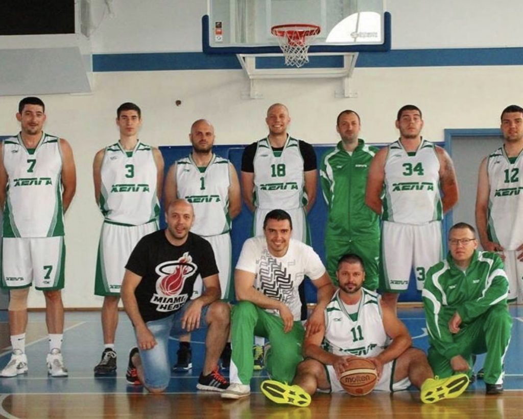 Иван Кирков баскетбол - стендъп комедия.